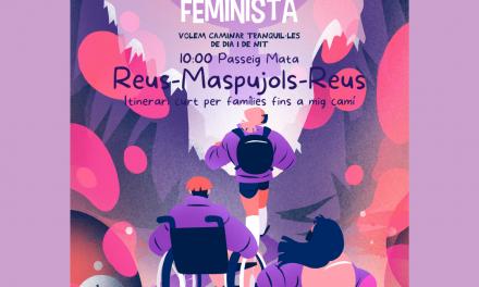 Passejada feminista a reus